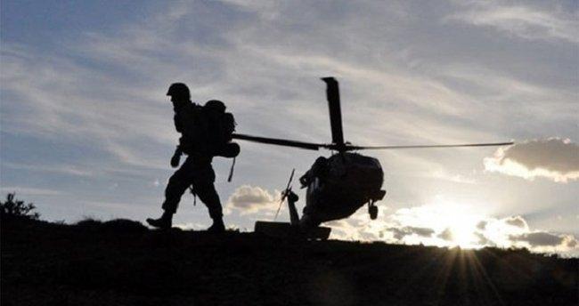 Çukuca'da PKK'ya darbe! 13 PKK'lı terörist öldürüldü