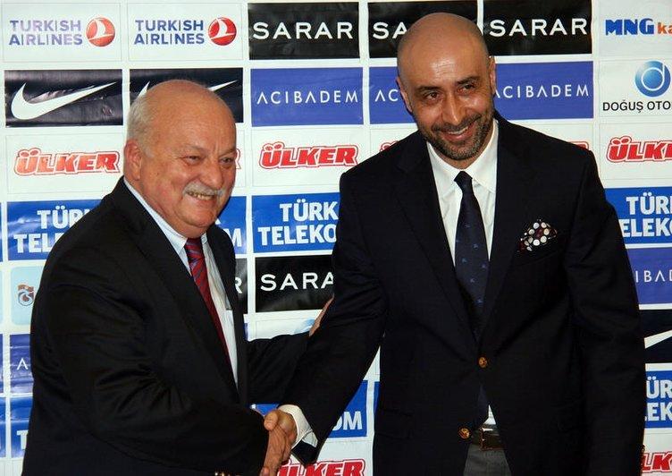 Tolunay Kafkas resmen Trabzonspor'da