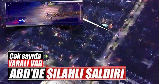 ABD'de saldırı: 6 yaralı