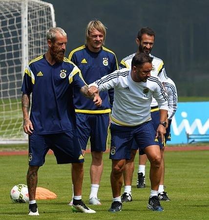 Fenerbahçe'de Pereira kanunları