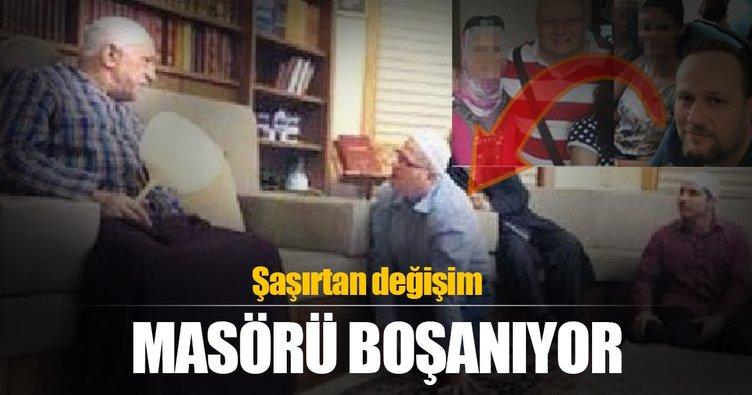 FETÖ lideri Gülen'in masörü eşinden boşanıyor