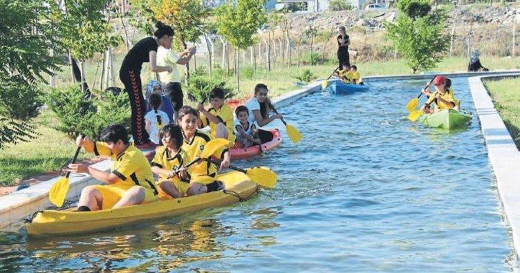 Osmaniye'de yaz okulu heyecanı