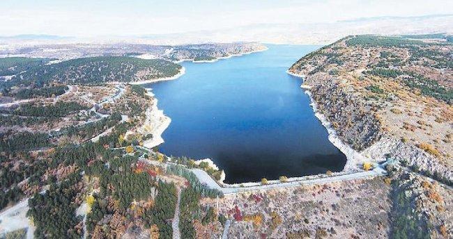 """""""Ankara'nın yeterli suyu var"""""""