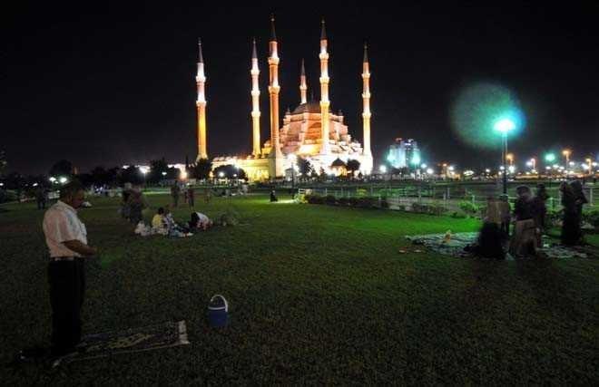 Türkiye'den Kadir Gecesi Manzaraları