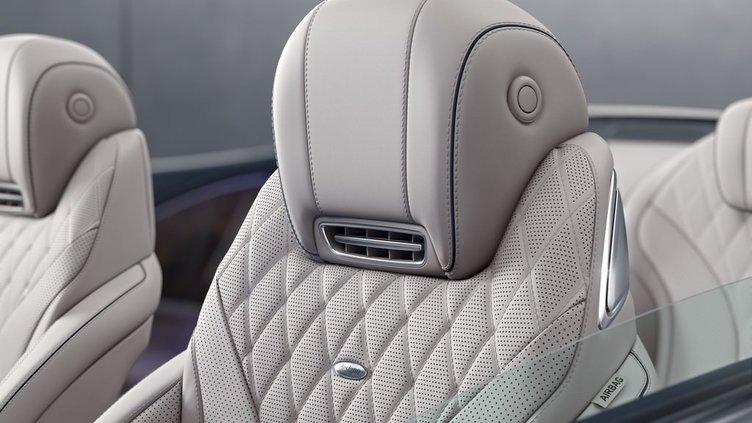 Mercedes-Benz'de airscarf yasaklandı