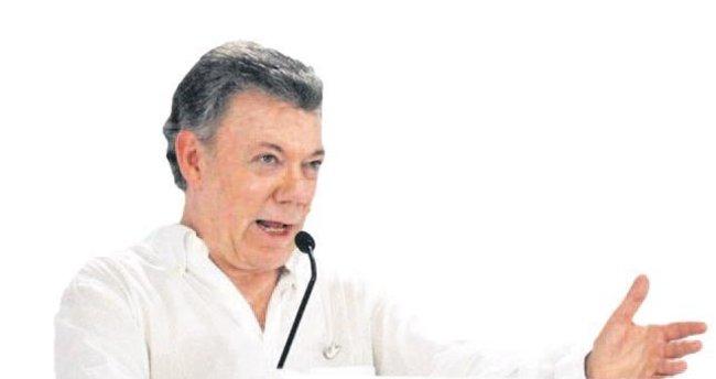 Kolombiya'da barış zamanı