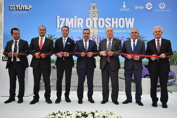 Otomobilseverler İzmir'de buluşuyor!