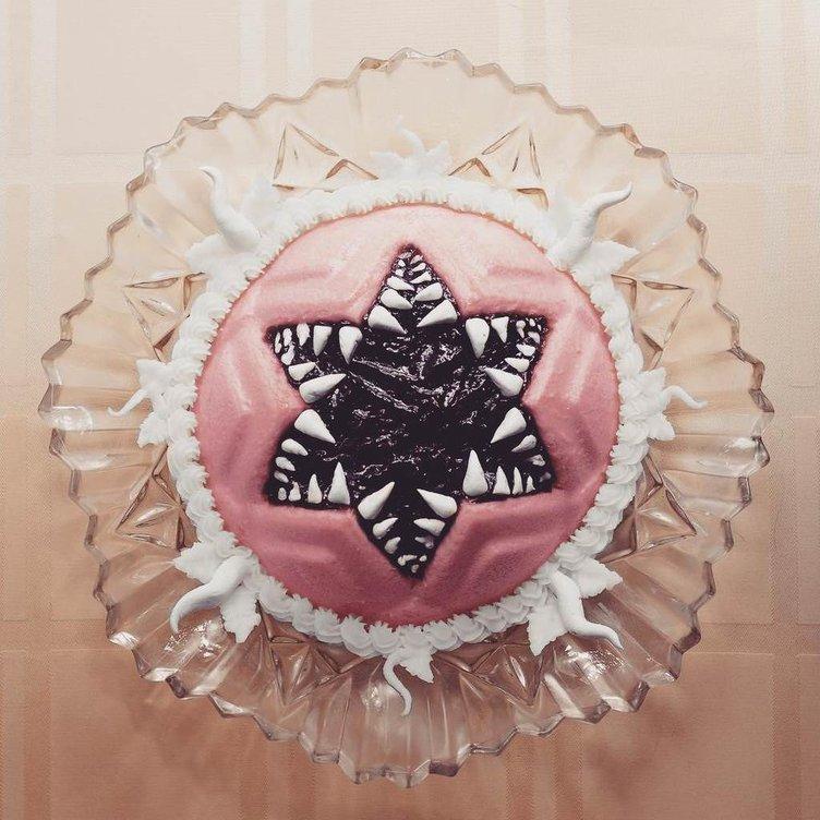 Pasta değil sanat eseri!
