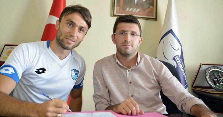 Erzurumspor'dan üç transfer daha