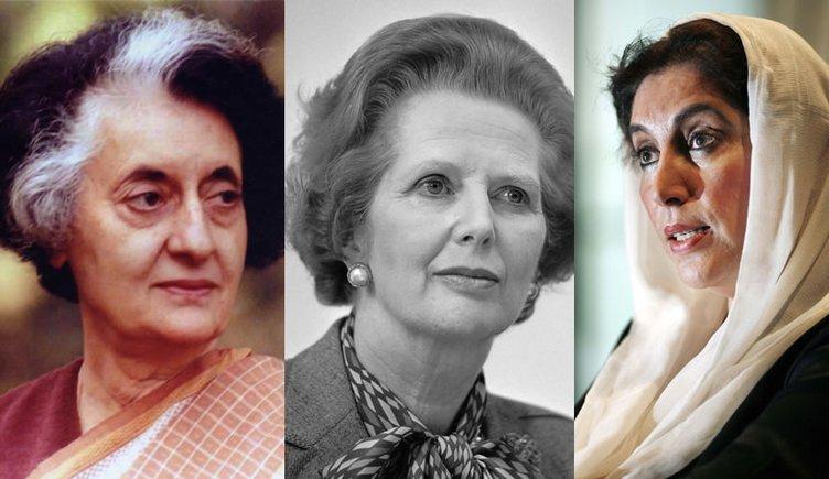 Dünyayı yöneten güçlü kadınlar
