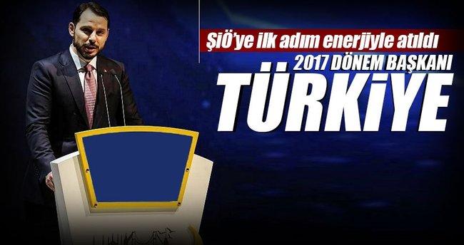Türkiye dönem başkanı