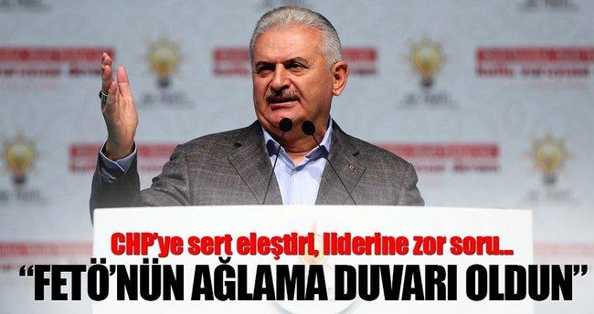 Başbakan Binali Yıldırım'dan Kılıçdaroğlu'na zor soru