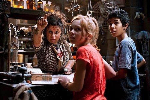Tatlı Cadı Lili: Mandolan'a Yolculuk filminden kareler
