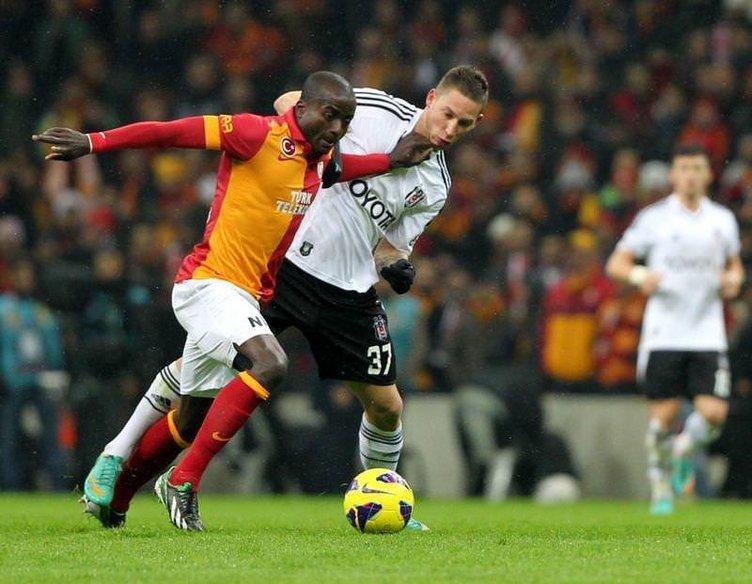 Galatasaray Beşiktaş maçı sosyal medyayı salladı