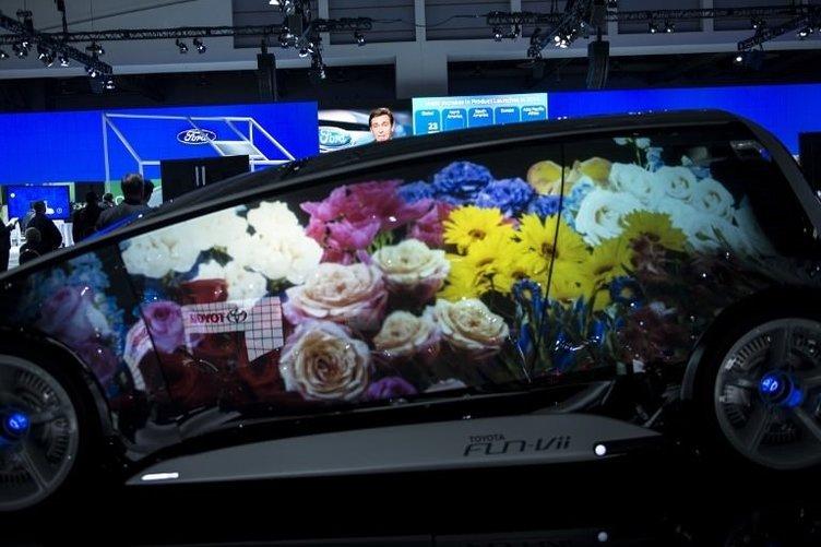 2014 Washington Otomobil Fuarı
