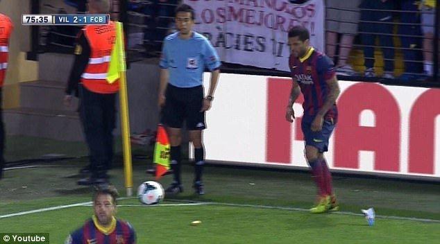 Alves'e destek çığ gibi büyüyor