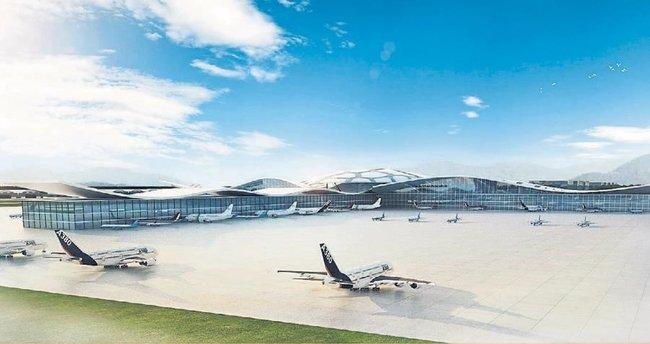 Kaş'ın 25 yıllık havalimanı özlemi