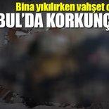 İstanbul'da korkunç infaz