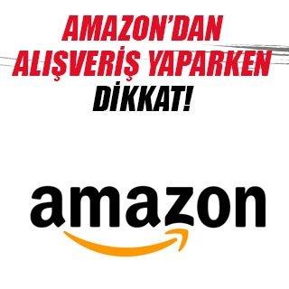 Amazon'dan Türkiye'ye döviz kuru farkı çilesi
