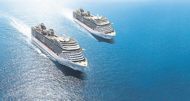Kışın, yazı yaşamak isteyenlere gemiyle dört ülke
