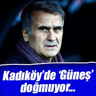 Kadıköy'de 'Güneş' doğmuyor