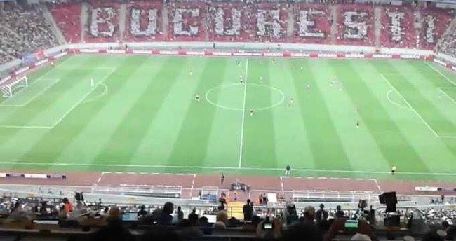 Dinamo Bükreş kendini eledi!