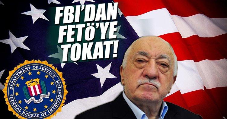 FBI'dan FETÖ'ye tokat!
