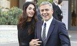 Clooney çiftinin ikiz sevinci