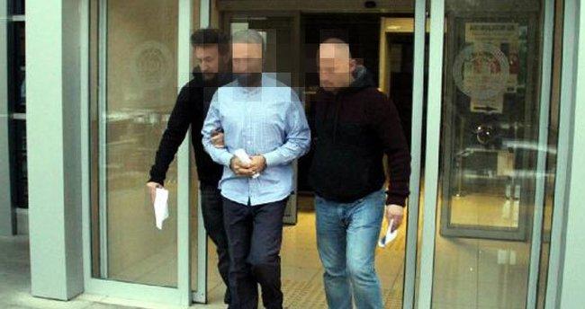 FETÖ'nün 'esnaf imamı' tutuklandı!