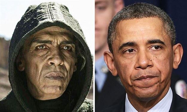 Beklenmedik benzerlikler