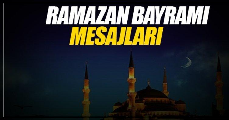 Mutluluk ile beklenen Ramazan Bayramı mesajları ile bu adreste! - İşte 2017 resimli Ramazan Bayramı kutlama mesajları