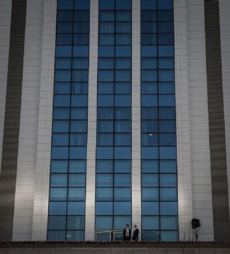 AK Parti'de balkon konuşması hazırlıkları tamamlandı