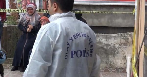 İstanbul'da kar maskeli soygun