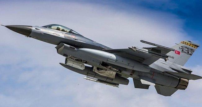 TSK, Kuzey Irak'a hava harekatı düzenledi 13 terörist öldürüldü