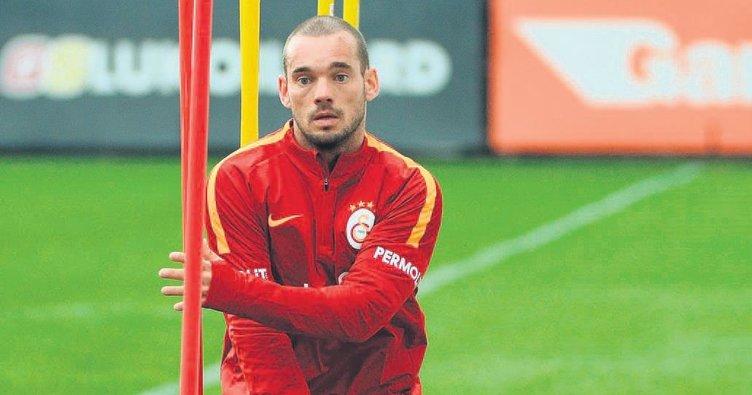 Sneijder ne derse o!