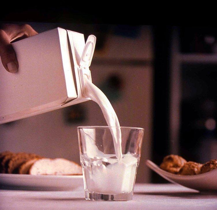 Yarım litre süt 5 kilogram ete bedel