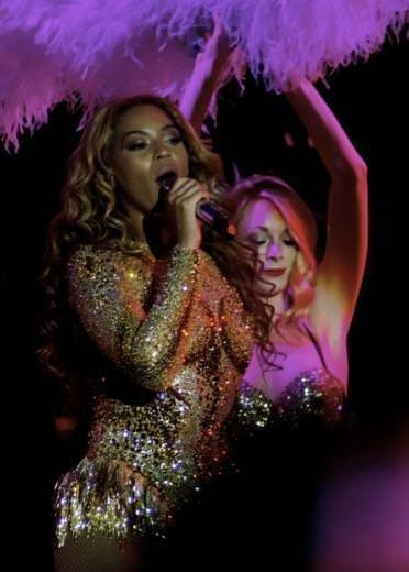 Yılın en şık şarkıcısı Beyonce