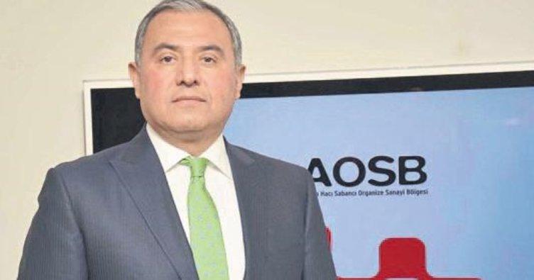 AOSB Başkanı Sütcü OSBÜK yönetiminde