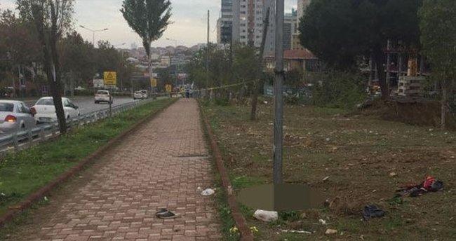 Şişli'de yol kenarında bir erkek cesedi bulundu