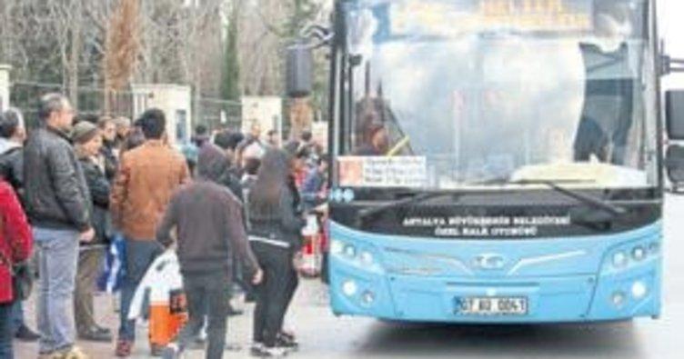 Antalya ulaşımı 2040'a hazır