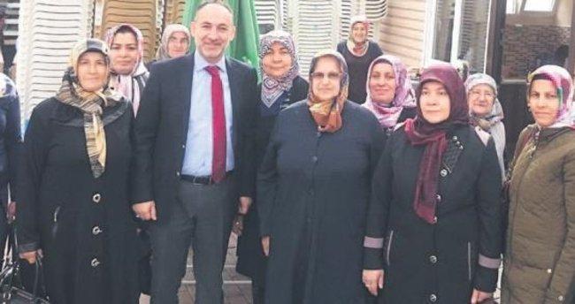 Başkan Saygılı'dan şehit aileleri ve gazilere ziyaret