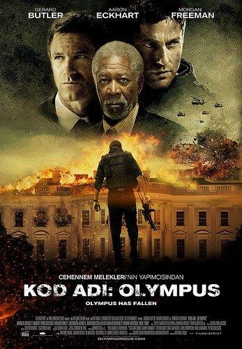 Kod Adı: Olympus filminden kareler