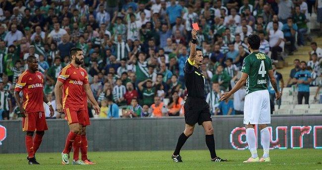 Bursaspor'da kırmızı isyan!