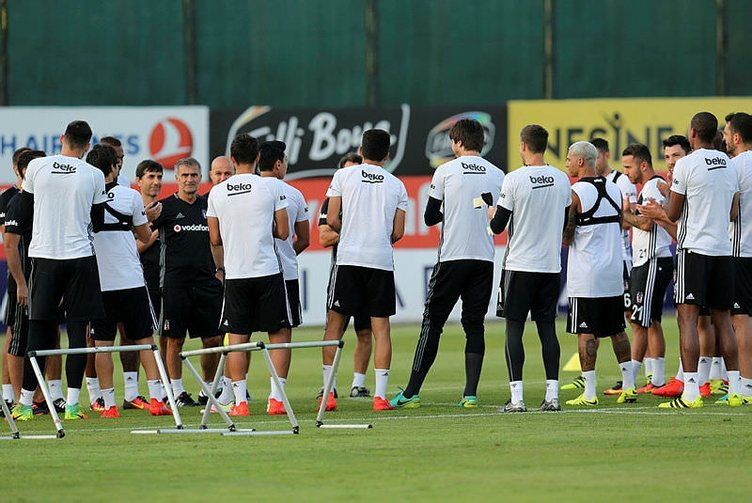 Beşiktaş'ın yıldızları kadro dışı kalacak