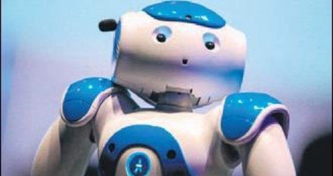 Singapur'u robotlar istila edecek