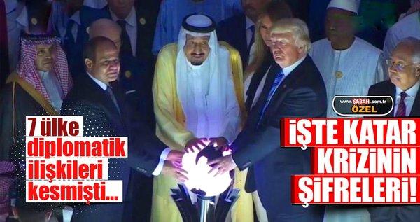 10 Soruda Katar krizi