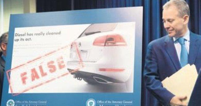 VW'nın cezası belli oldu: 14.7 milyar $
