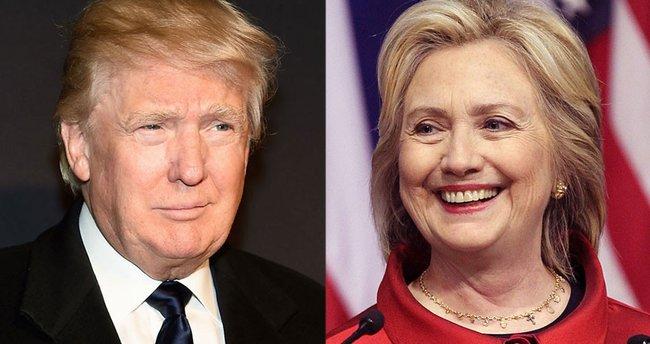 Clinton seçilirse 32 yılda ABD'yi 3 aile yönetmiş olacak