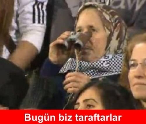 İşte Beşiktaş Liverpool Caps'leri