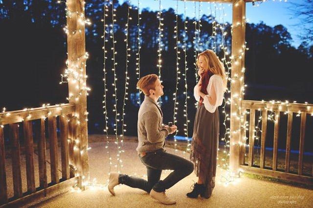 En yaratıcı evlenme teklifleri